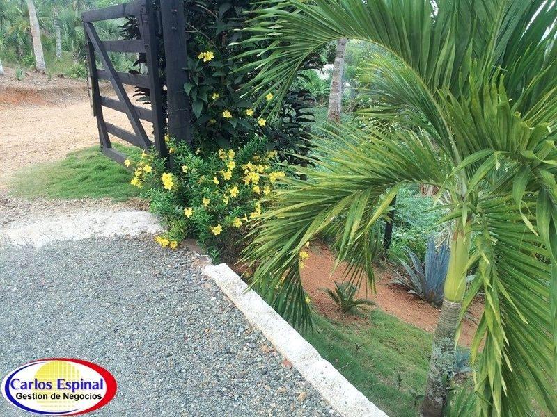 casita de campo de venta en higuey, república dominicana