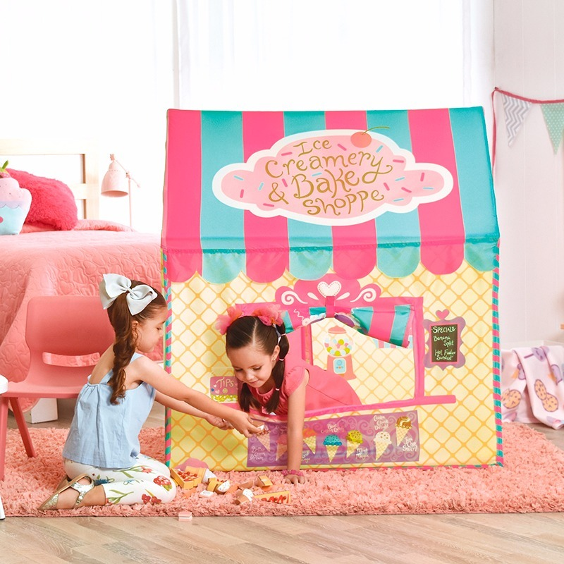 Casita De Juegos Bakery Shop Para Ninas Vianney Envio Gratis
