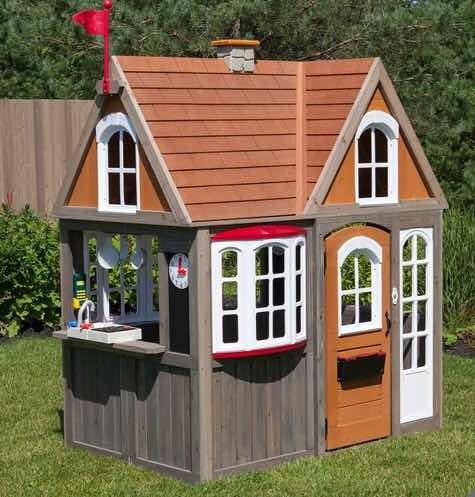 casita de madera infantil importada