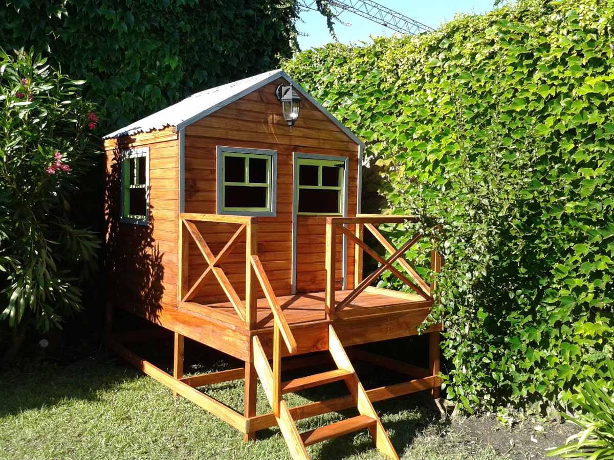 Casitas de madera para jardin para nios f brica de for Casitas jardin ninos baratas