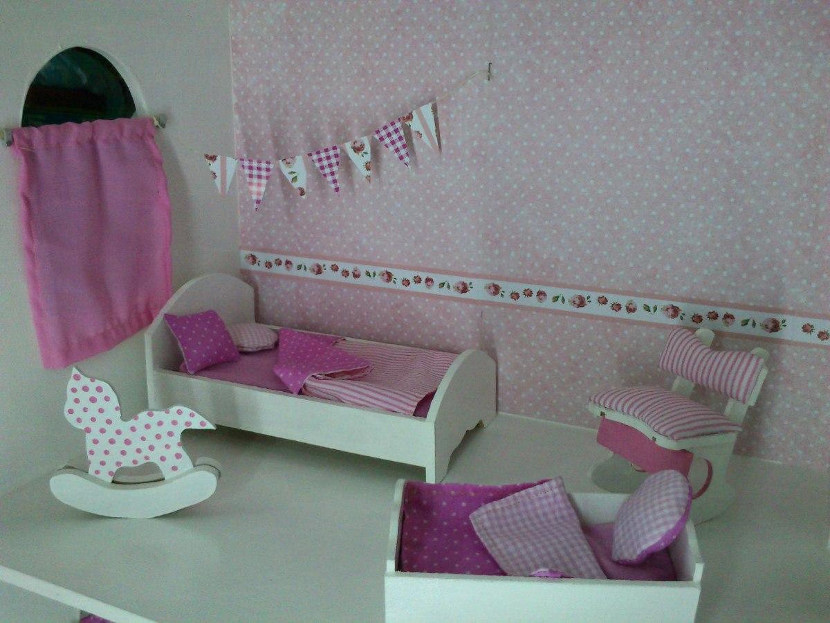 Casita De Muñecas Barbie.superxxl*4 Pisos*con Ascensor!1,50m