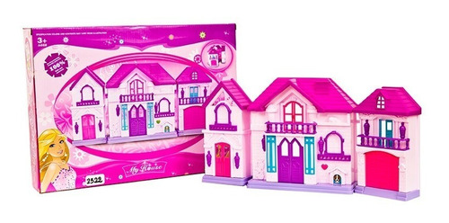 casita de muñecas juguete niñas modelo lt2522
