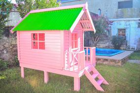 Casita Pniños Casa De Del Arbol Juguetes Madera nwOPk80