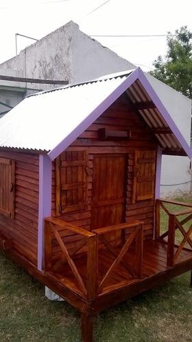 casita infantil modelo cuadrada regalo navideño