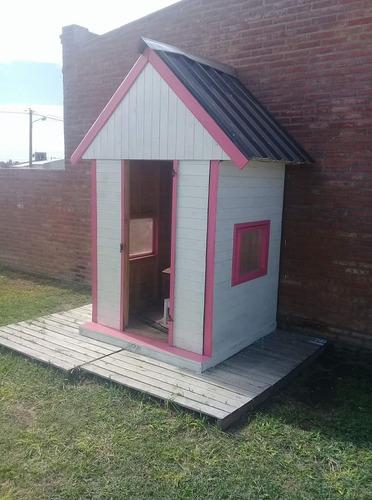 casita infantil nena
