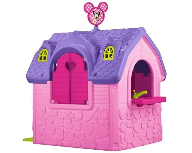 Casita infantil ni as juego house minnie mouse garantia - Casitas de juguete para ninas ...