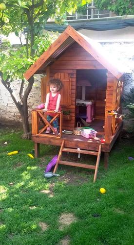 casita infantil para nenes y nenas.