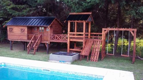 casita infantil reforzada j1 casita mangrull maderas ferrari