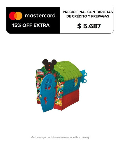 casita mickey house