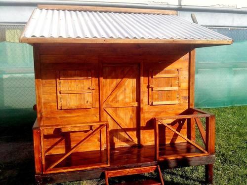 casita modelo lola fabricada artesanalmente para nenes