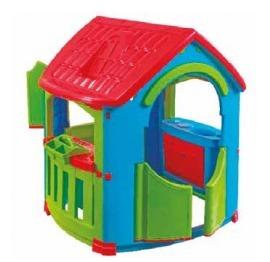Casita Para Jardin De Plastico Cocinita Y Banco Trabajo 6024 - Casitas-de-plastico-para-jardin