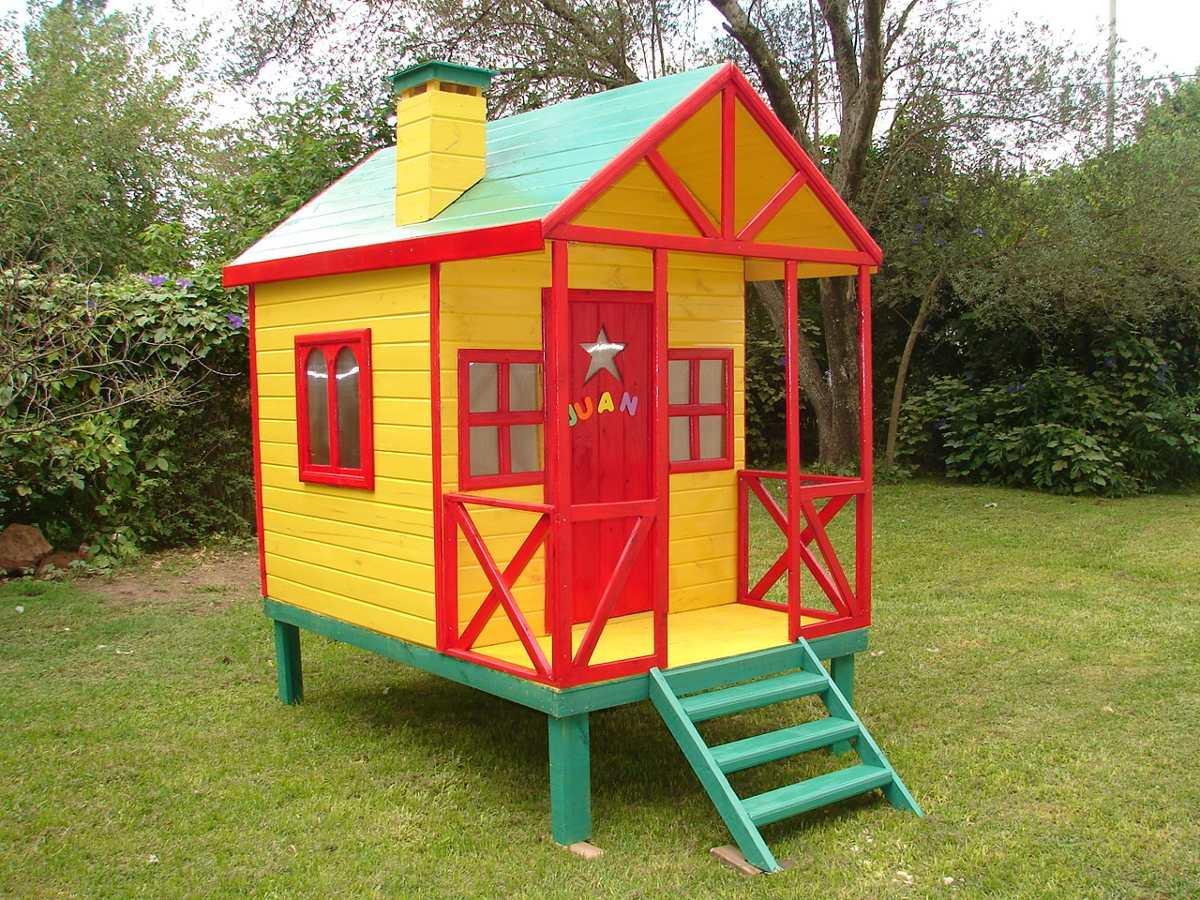Casitas de madera para jardin para nios ampliar imagen for Casitas de madera para jardin para ninos