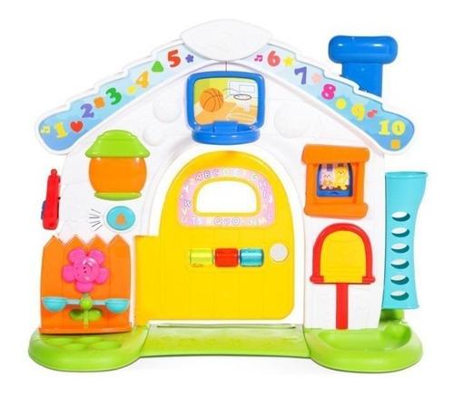 casita peek-a-boo fun house winfun actividades