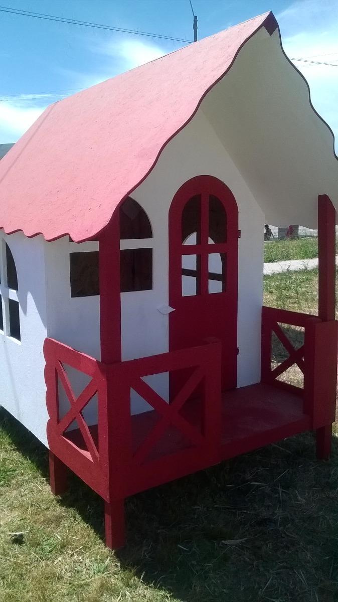Casitas de madera para ni os reserva la tuya en mercado libre - La casita de madera ...