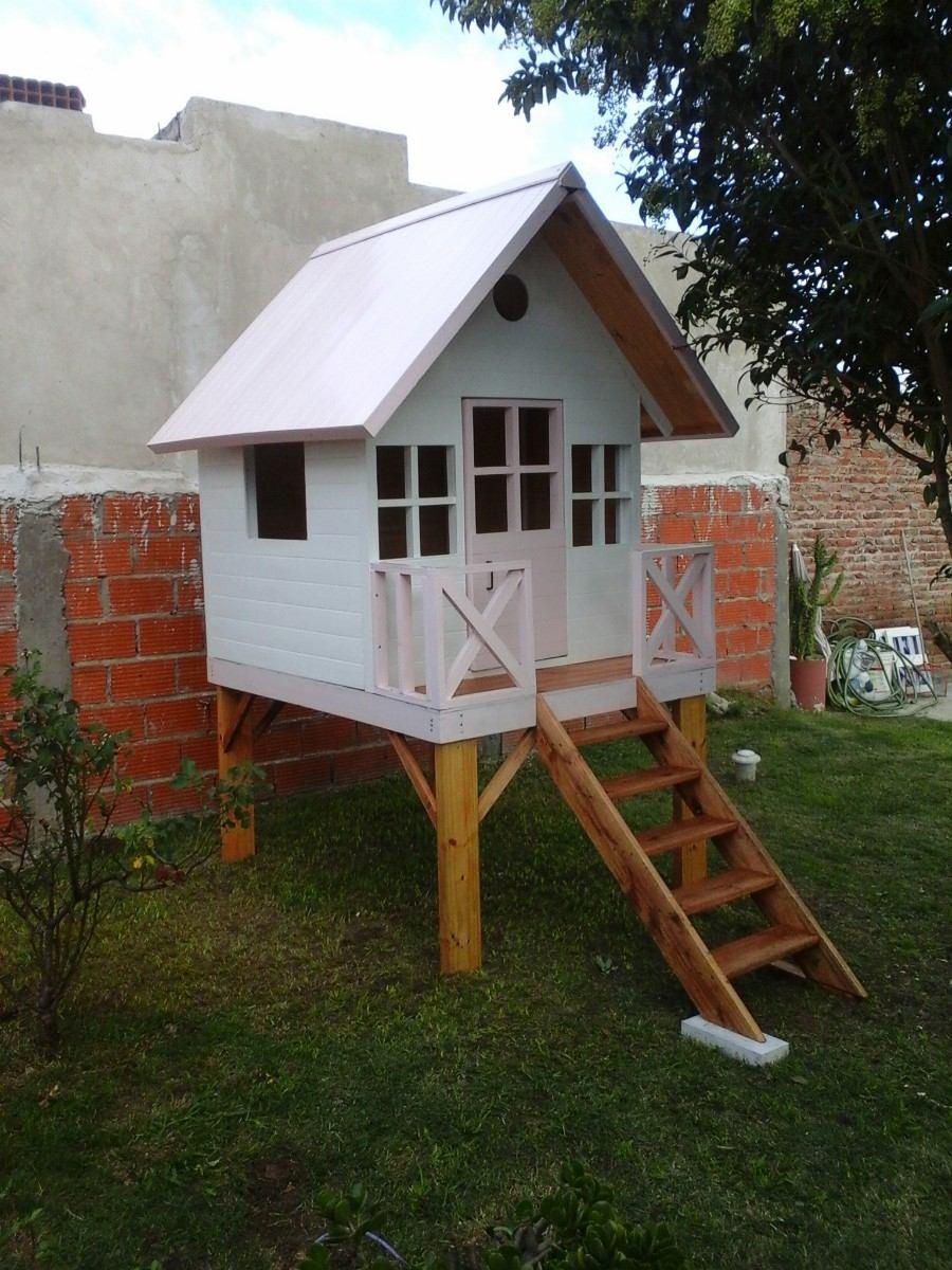 Casa Infantiles De Madera. Good Casita Para Chicos Infantil De ...