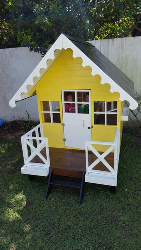casitas infantiles pintadas