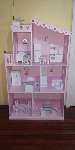 casitas para barbies