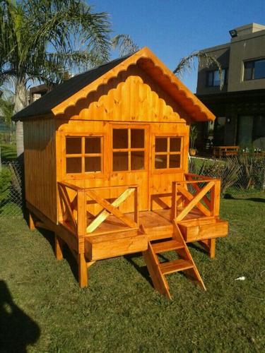 casitas para chicos - casitas de madera - casitas infantiles