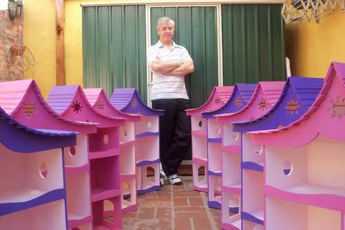 casitas para muñecas
