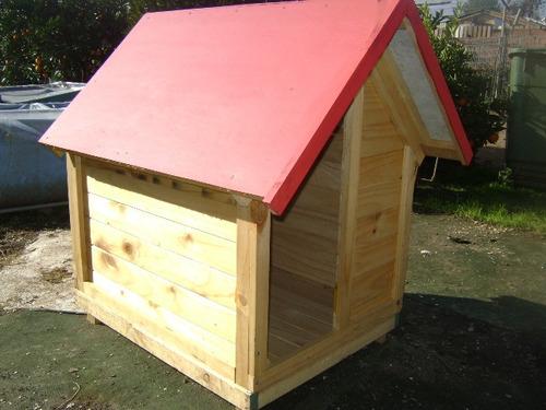 casitas para perros  tipo  golden pastor aleman etc