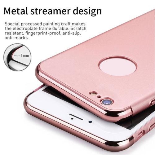 caso para apple iphone 3 en 1 híbrido... (black, fo.)