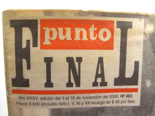 caso prats punto final 2000