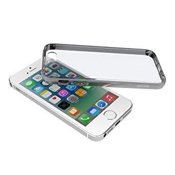 caso se iphone, la cubierta protectora de tpu joylink flex