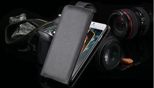 caso verticais para iphone 6 5.5 '' mais couro pu