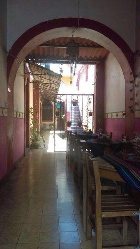 casona en el centro historico de querétaro (ideal para hostal)