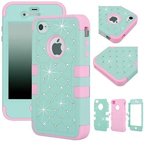 7f113261f73 Casos Básicos,majesticase® Funda Para iPhone 4 4s - 3 C.. - $ 995.86 ...