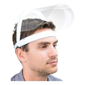 Casquete Careta Protector Facial Mascara