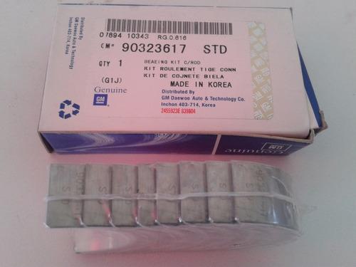 casquetes biela std meriva montana 1.8 original gm