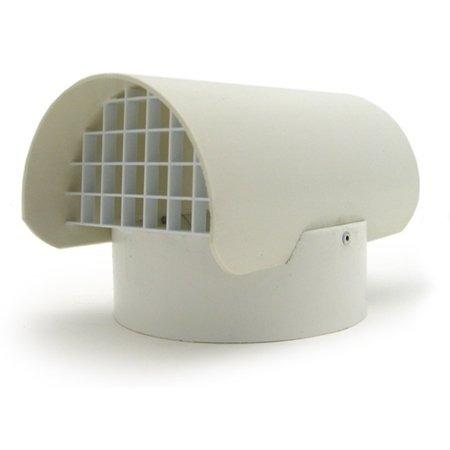 casquillo de la pipa del ventilador radonaway con pantalla