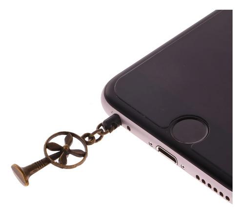 casquillo del tapón del teléfono de la vendimia compatibl
