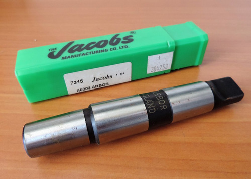 casquillo jacobs m3 - j2