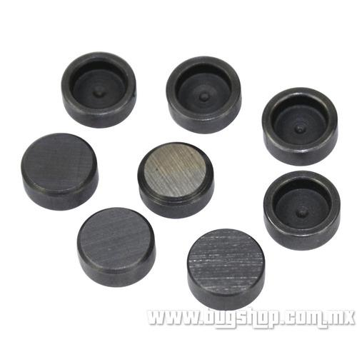 casquillos de valvulas lash caps para vw sedan  marca empi