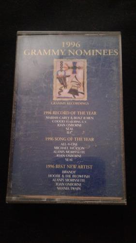 cassete grammy nominees 1996