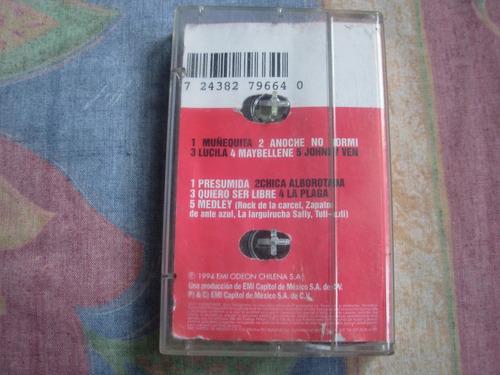 cassete pablo ruiz 60/90