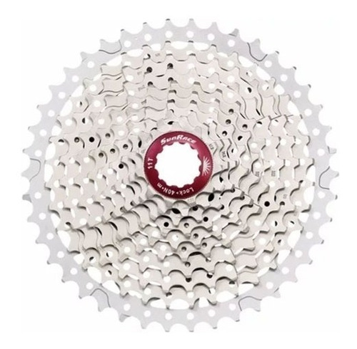 cassete sunrace mx3 10v 11-40 catraca bike bicicleta k7 mtb
