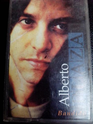 cassette - alberto plaza bandido