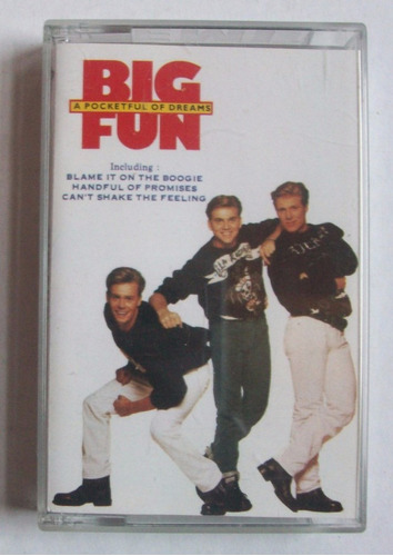 cassette big fun - a pocketful of dreams