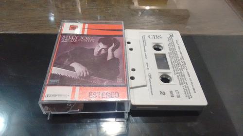 cassette billy joel greatest hits vol 2 en formato cassette