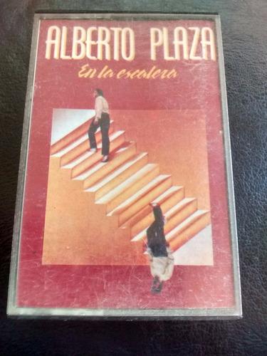 cassette de alberto plaza  - en la escalera (191