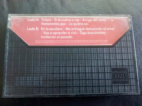 cassette de alberto plaza  - en la escalera (c-198