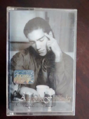 cassette de alejandro fernandez  me estoy enamorando  (c-392