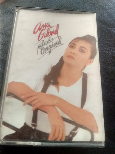 cassette de ana gabriel -  pecado original (c-234
