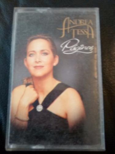 cassette de andrea tessa - paginas (288