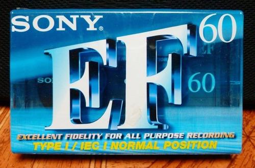 cassette de audio nuevos sin uso! varias marcas!