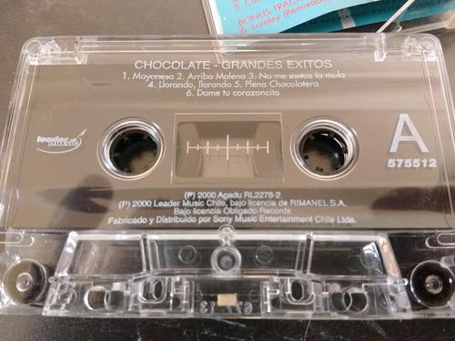 cassette de chocolate 2000 mayonesa (c-111