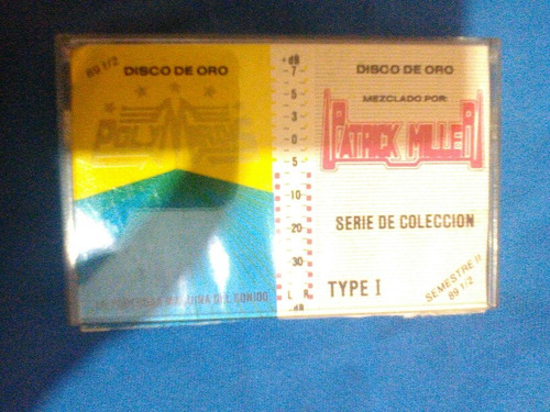 cassette de colección polymarchs